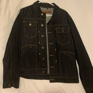 LRG DENIM JACKET